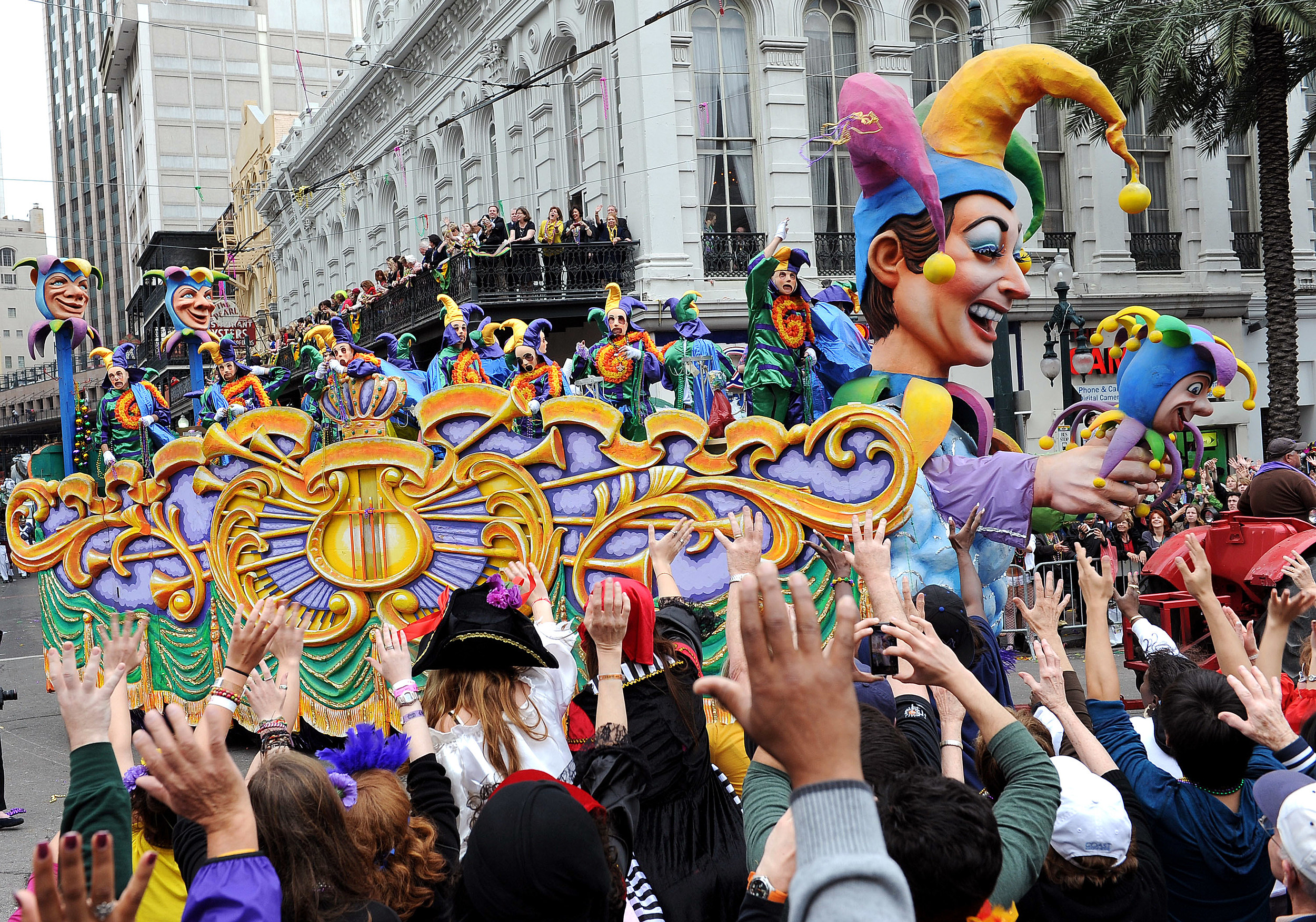 10 facts about mardi gras