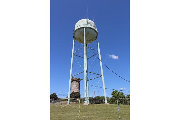 Demolish Water Tower : City of belton to demolish old water tank