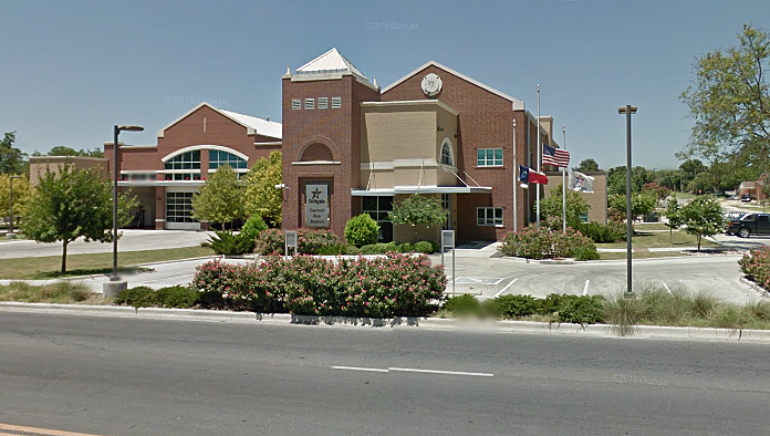 Temple Central Fire Station via googlemaps
