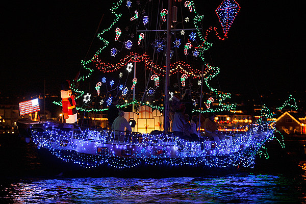 Lake Belton Annual Parade Of Lights This Sunday Evening