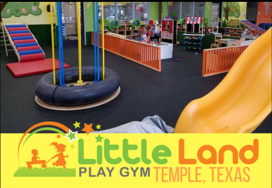 Photo used with permission from Little Land Play Gym