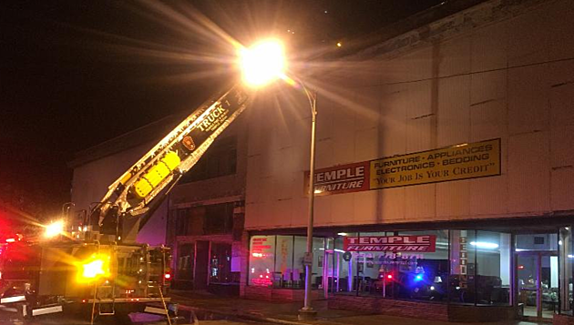 Photo from Temple Fire & Rescue